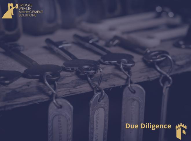 DUE DILIGENCE, Международные представительские услуги Bridges Wealth Management Solutions Москва